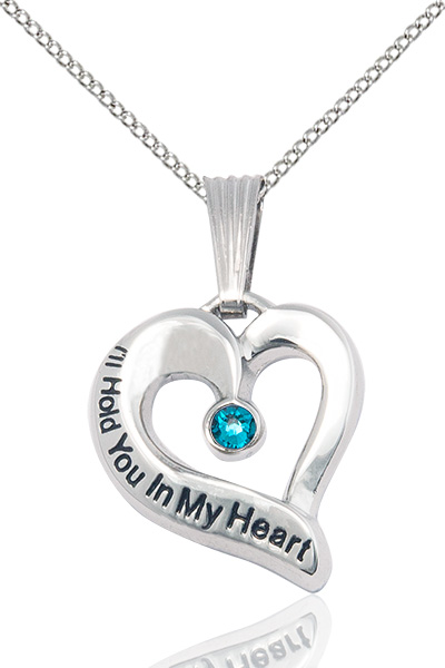 I'll Hold You In My Heart Pendant