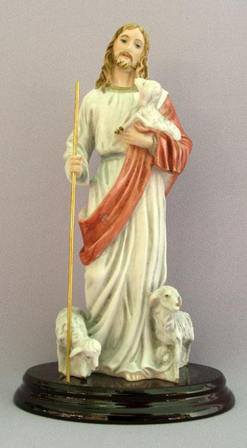 Good Shepherd Statue by Furiesi