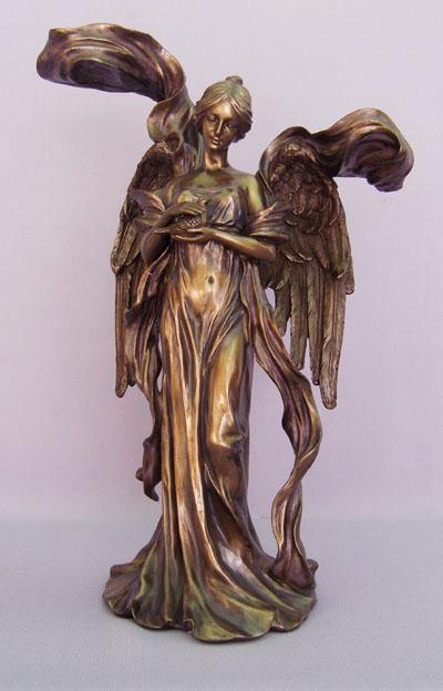 Angel candleholder by Veronese