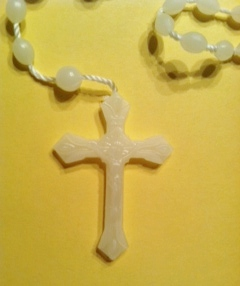 Plastic Rosary - Glow-in-the-Dark - BULK QUANTITY