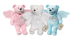 Guardian Angel Holy Bear - Pink