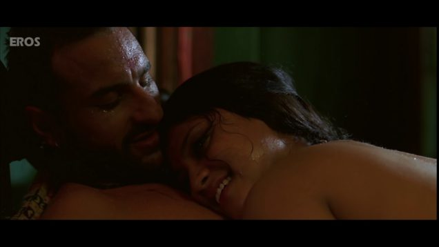 Saif Ali Khan and Konkona Sen Sharma Bed Scene – Omkara