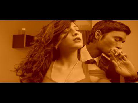 Shruti Haasan and Dhanush Romance Scene – 3