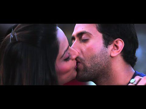 Ekaansh Bhaardwaaj and Leena Kapoor Kissing Scene – Madmast Barkhaa