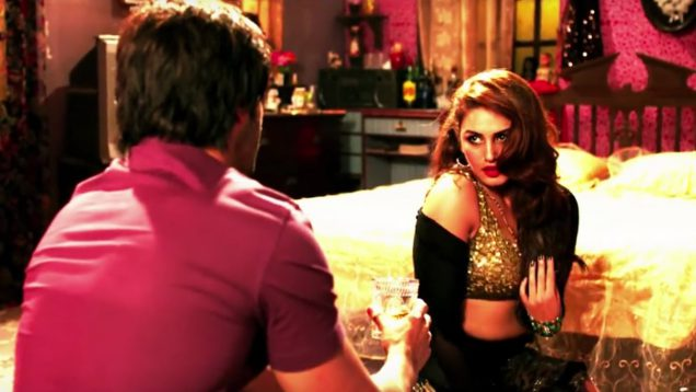 Huma Qureshi All Hot Scenes From Badlapur
