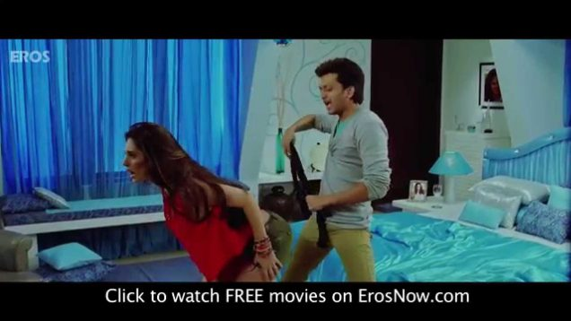 Romantic Comedy Scene From the Movie – Grand Masti