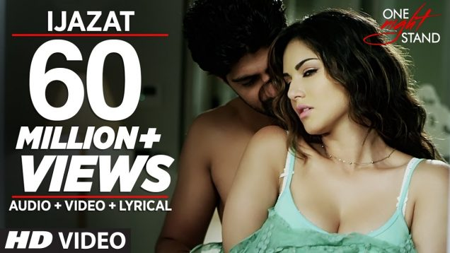Sunny Leone and Tanuj Virwani Hot Romantic Song – ONE NIGHT STAND