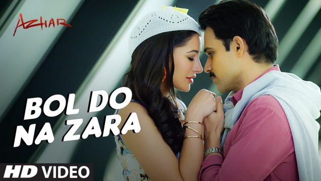 Emraan Hashmi and Nargis Fakhri Romantic Song – Azhar