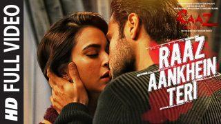 Kriti Kharbanda and Gaurav Arora Kissing Scene – Raaz Reboot
