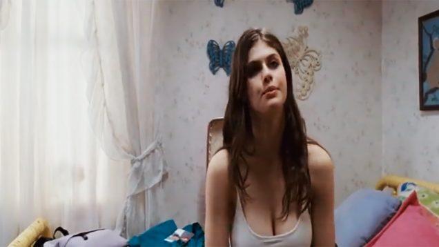 26-Alexandra-Daddario-and-Nolan-Gerard-Funk-Kissing-Scene-Bereavement-2010