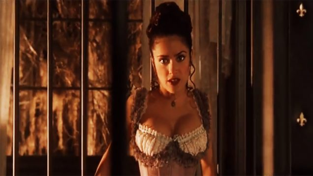 144-Salma-Hayek-Hot-Cleavage-Scene-Wild-Wild-West-1999