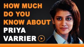 Priya Prakash Varrier – How Much Do You Know About Your Star?