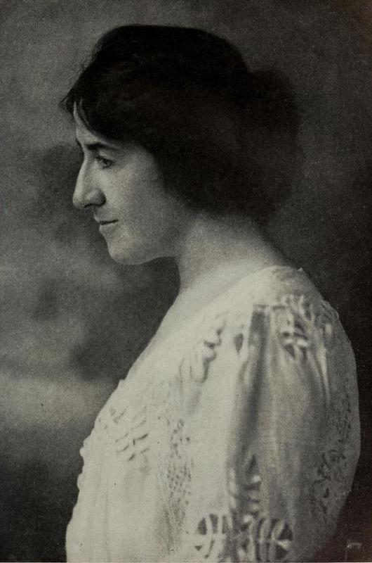Dora Keen Portrait 1913