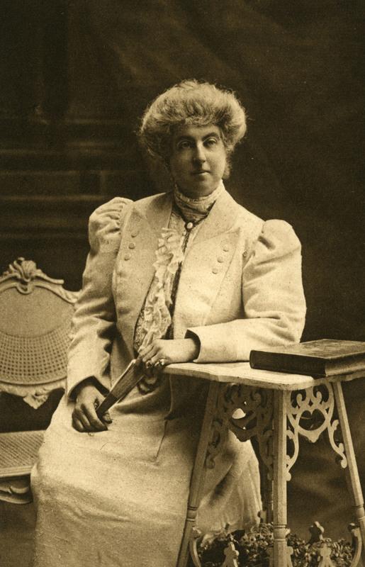 Fanny Bullock Workman Portrait