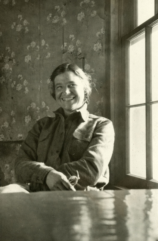 Agnes Vaill 1924