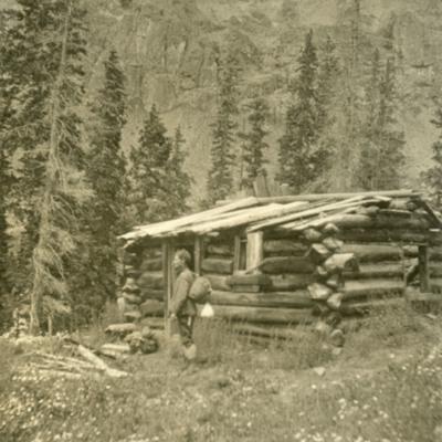 Cabin South of Matterhorn