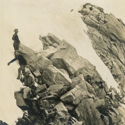 Dora Keen Expedition Photo