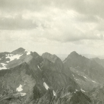 Aeolus and Pigeon from Sunlight Peak