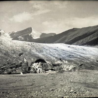Snout of Glacier - Source of rivers