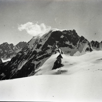 Col Fenetre from Chanrion hut