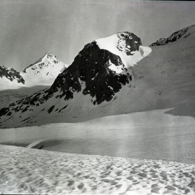 Bec d'Epicoune Charmotane glacier