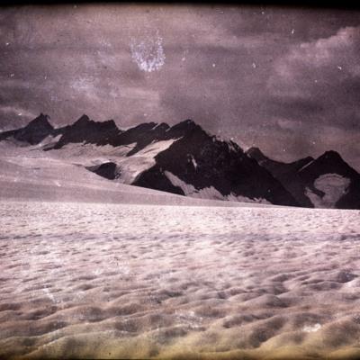 Dawson & Bishop's Range from DeVill neve