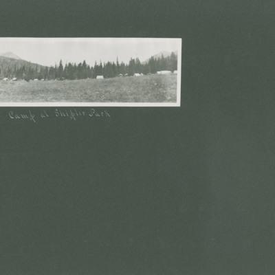 Camp at Shipler Park