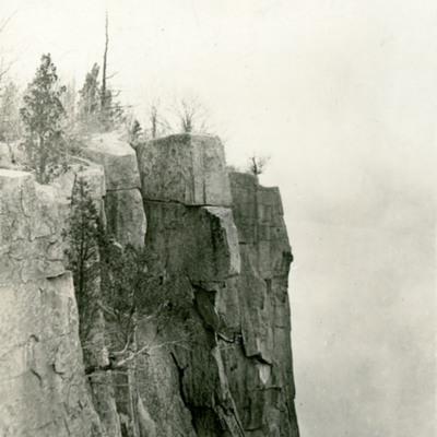 Palisades of the Hudson.
