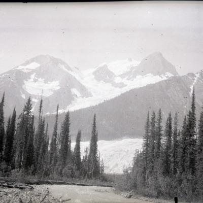 Beaver Glacier - Duncan gl - Mt Duncan