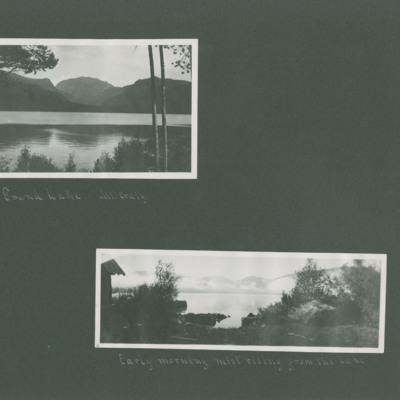 Grand Lake, Mount Craig