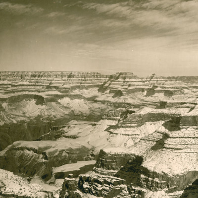 Grand Canyon from Maracopa Point, one mile west of El Tovar