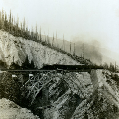 Stoney Creek Bridge, canadian Pacific R. R.