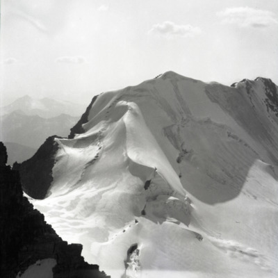 Mt. Rogers in shadow