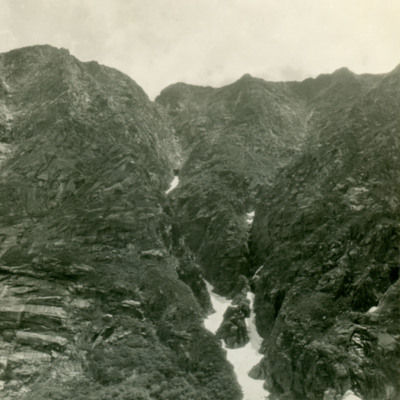 Pamola Chimney, Mt. Katadin