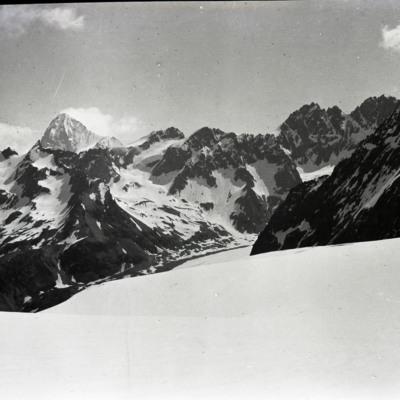 D. Blanche & Bouquetins - Col Charmotane
