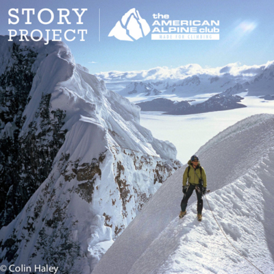 Kelly Cordes Story Project Interview
