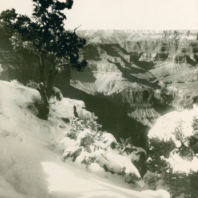 Grand Canyon near Yavapai Point