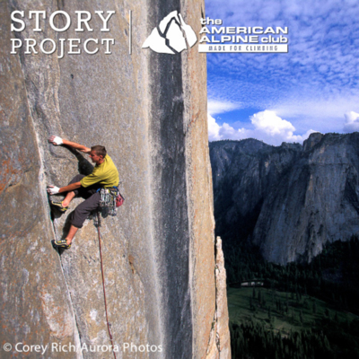 Tommy Caldwell Story Project Interview