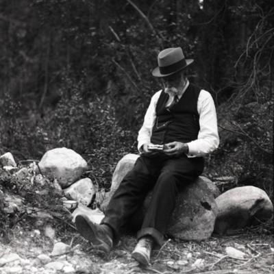 A.C.C. Camp - Mr. A. P. Coleman Age 85