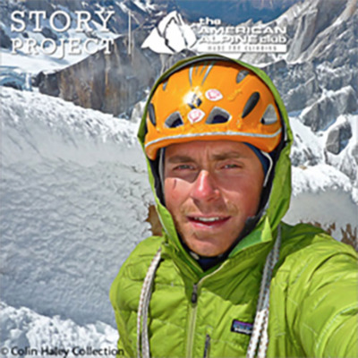 Colin Haley Story Project Interview