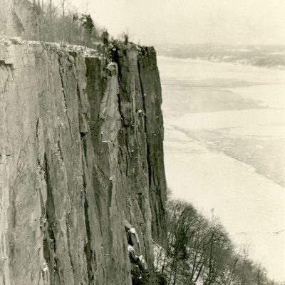 Palisades of the Hudson.