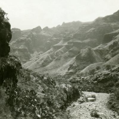 Olohele Canyon.