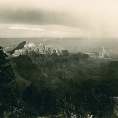 Devils Corkscrew, Bright Angel Trail, Grand Canyon