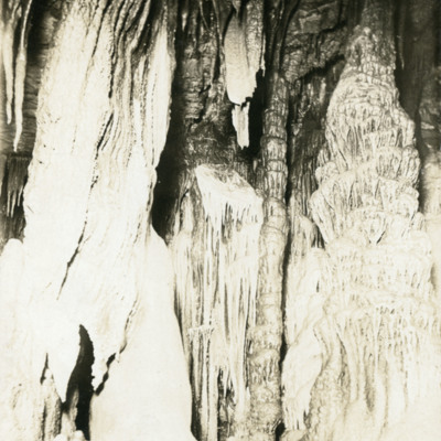 Great Onyx Cave. Fairy Grotto.