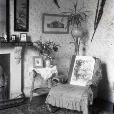 V.A.F's room Erith