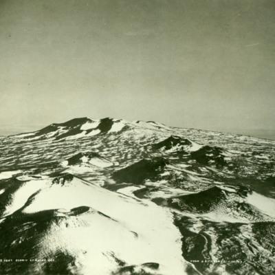 Summit of Mauna Kea, 13,823 ft.
