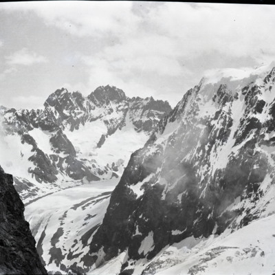 Bouquetins & M. Colon - Col Charmotane