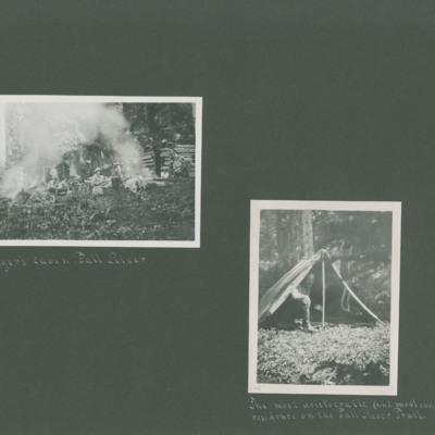 Ranger's cabin, Fall River
