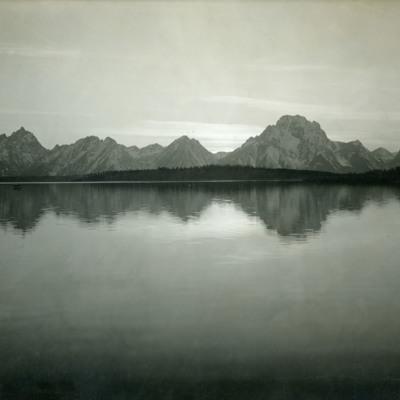 Teton Range and Jackson Lake