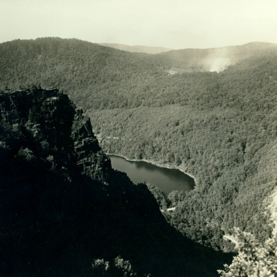Dixville Notch looking North